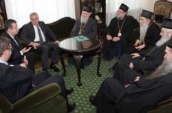 Сербская Православная Церковь опровергла заявление о своем вмешательстве в политику