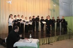 Впервые в Киеве состоялся Великопостный концерт