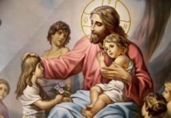 В храме Днепропетровской епархии будут ежемесячно совершаться «детские литургии»