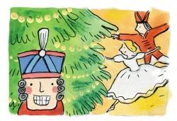 Рождественская елка в картинках