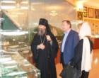 Министр юстиции Украины посетил Святогорскую Лавру
