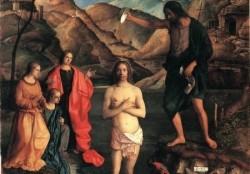 19 января: Крещение Господне, Богоявление