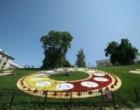Ко Дню Киева цветочные часы оформят в тематике Крещения Руси
