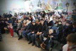 В Киеве прошла «соборная» Масленица