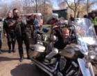 Луганские байкеры получили церковное благословение на открытие мотосезона
