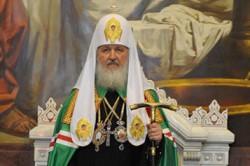 Нужно немедленно прекратить войну в Сирии, считает Патриарх Кирилл