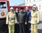 Под Курском при монастыре создали добровольную пожарную команду