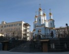 В Донецке освятили храм, возведенный в честь уникальной иконы