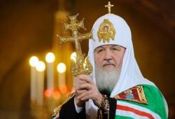 Патриарх Кирилл молится о погибших и пострадавших в Бостоне и Техасе