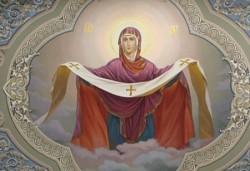 14 октября: Покров Пресвятой Богородицы