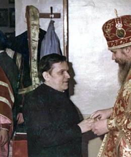 Игорь Матвиенко: «Бог не оставил Россию!»